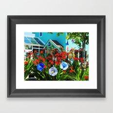 House of Fantasy Framed Art Print