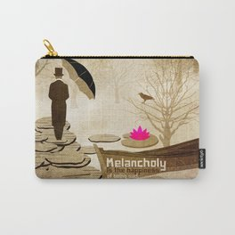 Melancholy 4 Carry-All Pouch