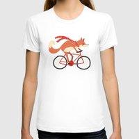 mr fox T-shirts featuring mr. fox by tesslucia