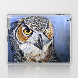 what a hoot Laptop & iPad Skin