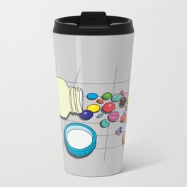 Misa's prescription Metal Travel Mug