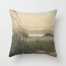 Summer is almost over..... Throw Pillow