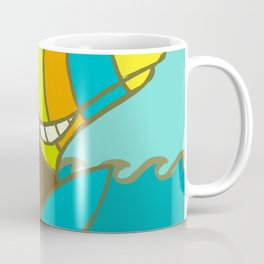 Surfin' Toucan! Coffee Mug
