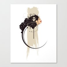 The Daydreamer Canvas Print