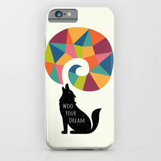Woo Your Dream iPhone & iPod Case