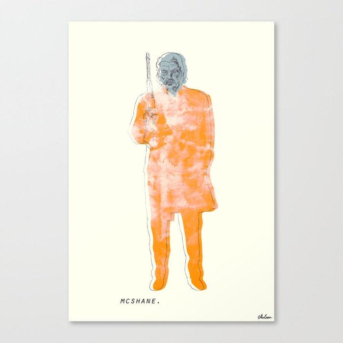 McShane Canvas Print