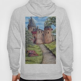 Castell Coch (Red Castle) - Spring Hoody