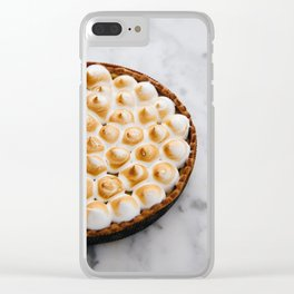 Delicious Dessert Clear iPhone Case