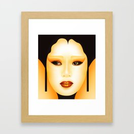 The Last Queen Framed Art Print