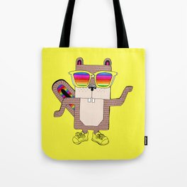 Ricky rainbow glass collection Tote Bag
