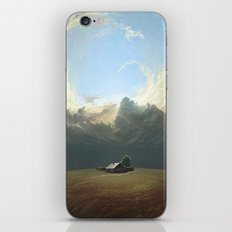 At World's End iPhone & iPod Skin