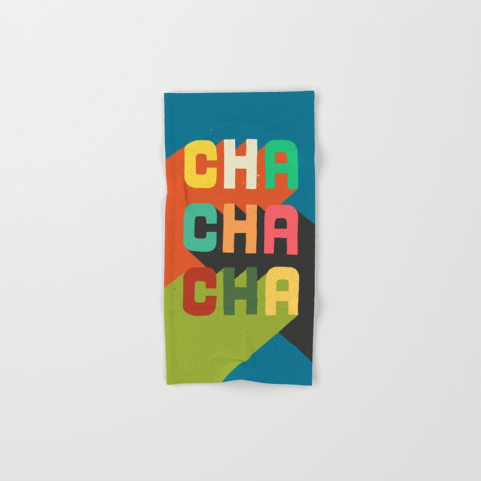 Cha cha cha Hand & Bath Towel