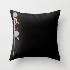V12 LMR Throw Pillow