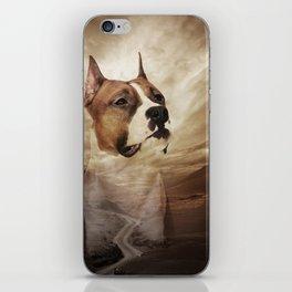 American Staffordshire Terrier - Amstaff iPhone Skin