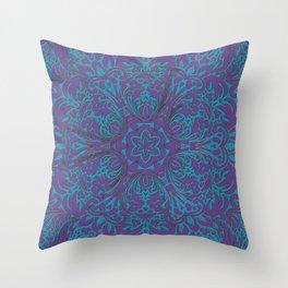 Moroccan style decor Throw Pillow