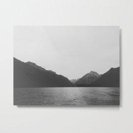 Lake McDonald  Metal Print