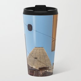 Bolonia es de color naranja Travel Mug