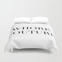 W COUTURE Duvet Cover