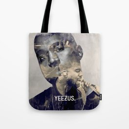 YEE ZUS - the only rapper compared to michael Tote Bag