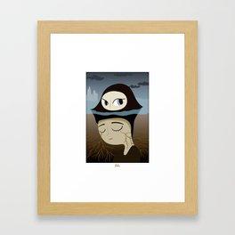 mistery Framed Art Print