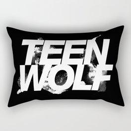 Teen wolf Rectangular Pillow