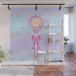 Magic Star Wand Wall Mural