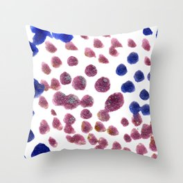 trickle no1 Throw Pillow