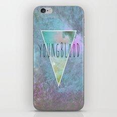 YOUNGBLOOD iPhone & iPod Skin