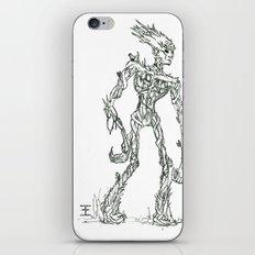 Wandering Tree iPhone & iPod Skin