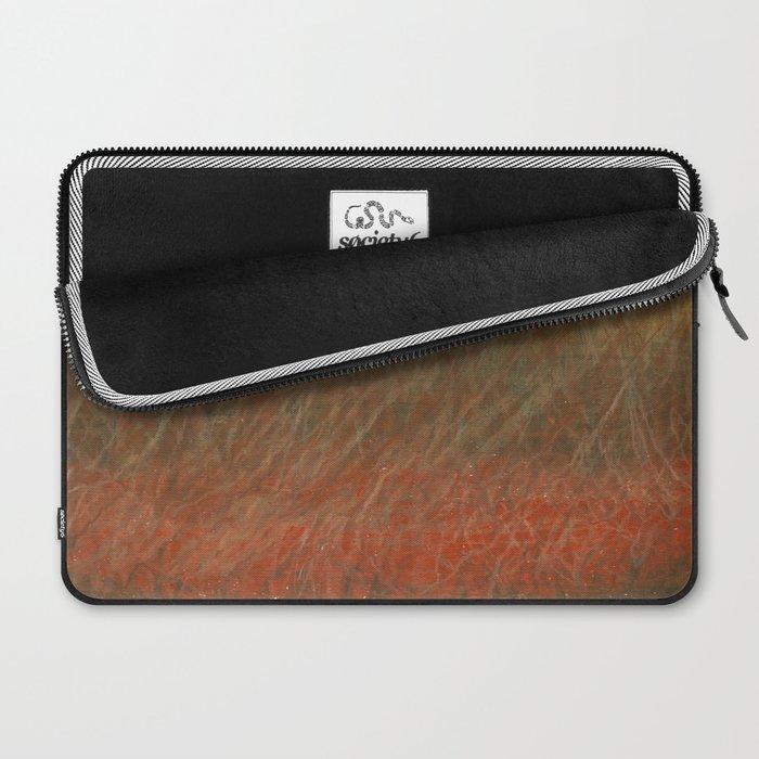 Autumn Marsh Laptop Sleeve