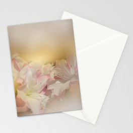 Window Curtains - Smell the Flowers Stationery Cards