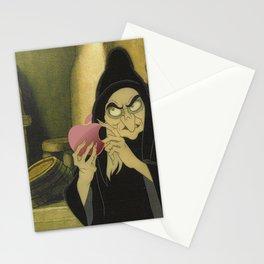 Evil Witch Stationery Cards