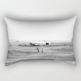 Iceland Landscape 002 Rectangular Pillow