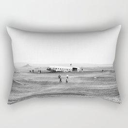 Iceland Landscape 002 Rectangular Pillow