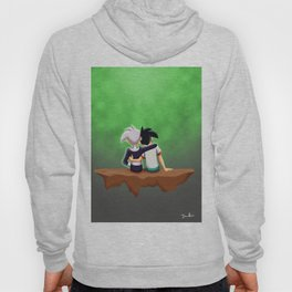 Danny Phantom: Sitting in the Ghost Zone Hoody