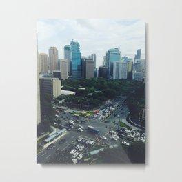 Manila, Philippines  Metal Print