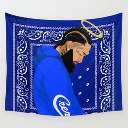 Nipsey Wall Tapestry