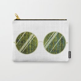 Olive Univese Glasses Carry-All Pouch