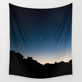 Sliver Moon Wall Tapestry