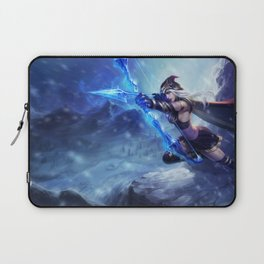 Classic Ashe League of Legends Laptop Sleeve