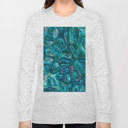 LIQUID SAPPHIRES Long Sleeve T-shirt