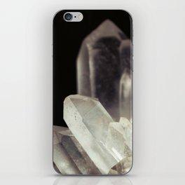 Quartz Crystal Two iPhone Skin