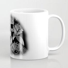 Skull and Revolvers Coffee Mug