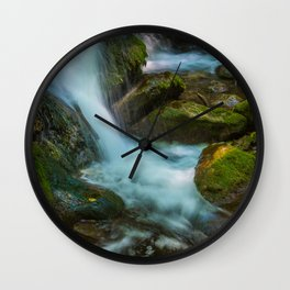 Myra Falls Wall Clock