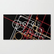 Unidentified Energy Canvas Print