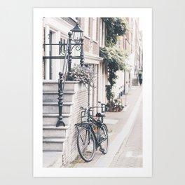 Amsterdam City Print II Art Print