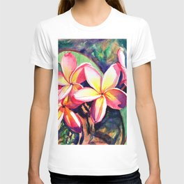 Sweet Plumeria T-shirt