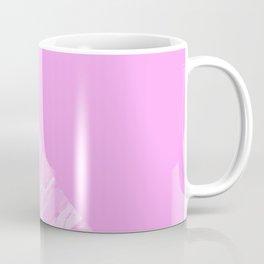 Pink camouflage pattern Coffee Mug