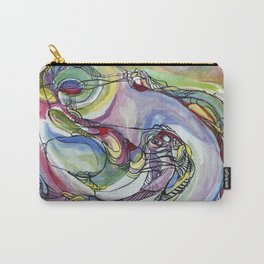 Bird is Figment Carry-All Pouch