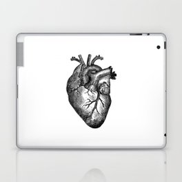 Vintage Heart Anatomy Laptop & iPad Skin
